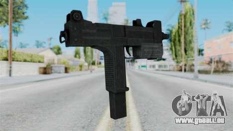 Misro SMG from RE6 für GTA San Andreas zweiten Screenshot