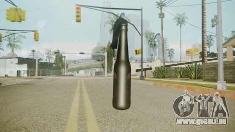 Atmosphere Molotov Cocktail v4.3 pour GTA San Andreas deuxième écran