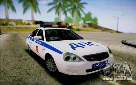 VAZ 2170 Priora DPS pour GTA San Andreas