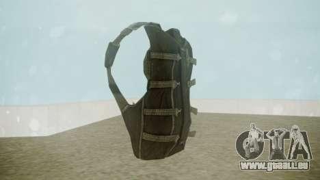 Atmosphere Parachute v4.3 pour GTA San Andreas troisième écran