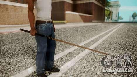 Pool Cue HD für GTA San Andreas