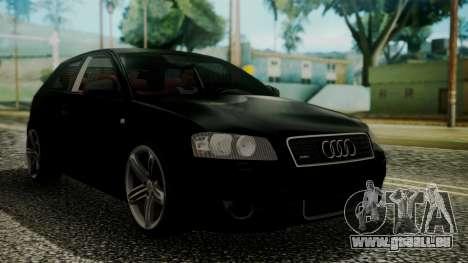 Audi A3 pour GTA San Andreas