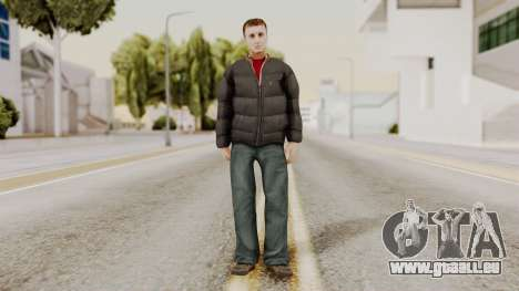 Bmyst CR Style pour GTA San Andreas deuxième écran