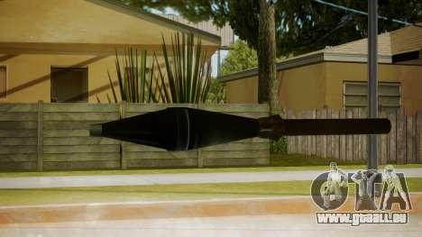 Atmosphere Missile v4.3 für GTA San Andreas zweiten Screenshot