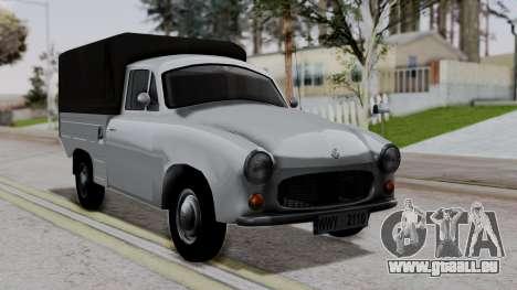 Syrena R20 v1.0 pour GTA San Andreas