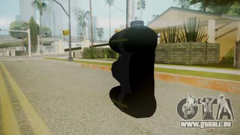 Atmosphere NV Goggles v4.3 pour GTA San Andreas deuxième écran