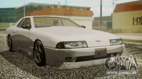 Elegy NR32 without Neon pour GTA San Andreas