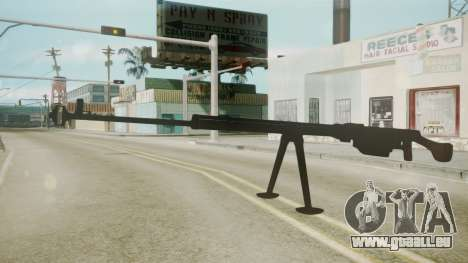 PTRS Red Orchestra 2 Heroes of Stalingrad pour GTA San Andreas