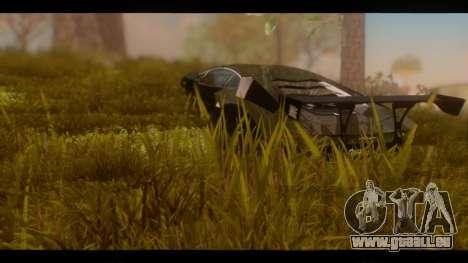 EnbTi Graphics v2 0.248 für GTA San Andreas zweiten Screenshot