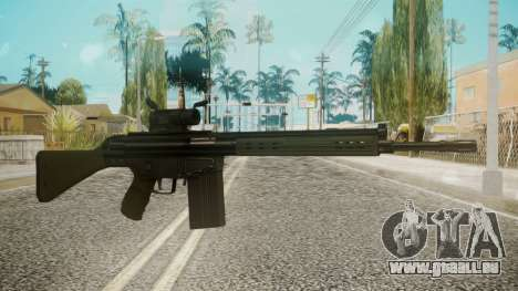 Rifle by EmiKiller pour GTA San Andreas
