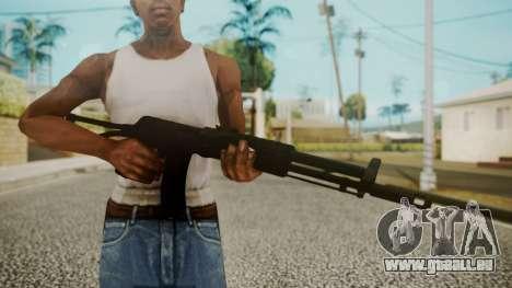 AK-47 by catfromnesbox pour GTA San Andreas