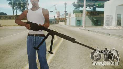 PTRS Red Orchestra 2 Heroes of Stalingrad für GTA San Andreas dritten Screenshot