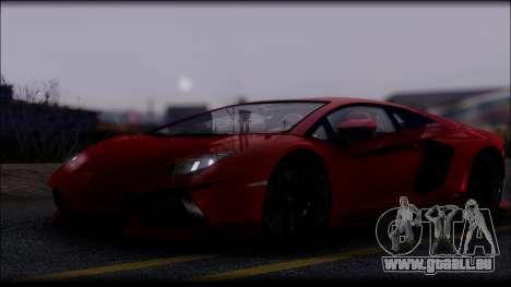 KISEKI V4 für GTA San Andreas zweiten Screenshot