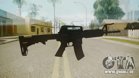 Atmosphere M4 v4.3 pour GTA San Andreas deuxième écran