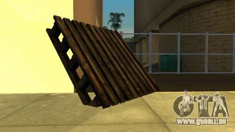HD Prop Model 02 pour GTA San Andreas troisième écran