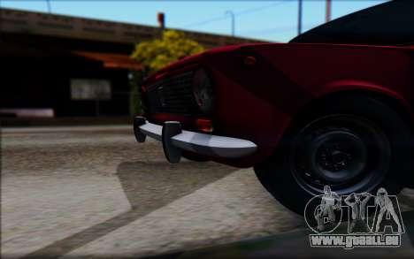 VAZ 2101 V1 für GTA San Andreas Rückansicht
