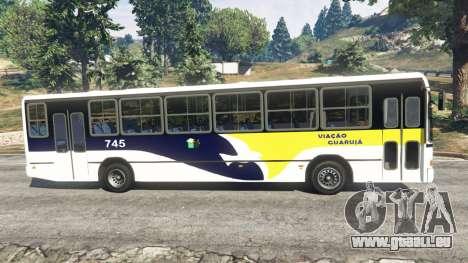 Marcopolo Torino GV pour GTA 5