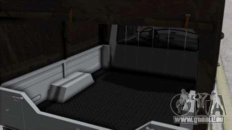 Syrena R20 v1.0 pour GTA San Andreas vue arrière