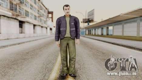 Wmybmx CR Style pour GTA San Andreas deuxième écran