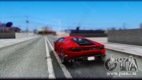 KISEKI V4 pour GTA San Andreas cinquième écran