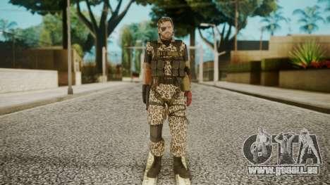 Venom Snake Animals pour GTA San Andreas deuxième écran