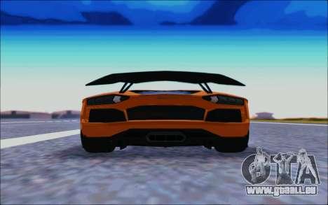 Lamborghini Aventador MV.1 [IVF] für GTA San Andreas rechten Ansicht