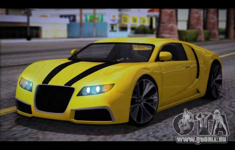 Adder from GTA 5 pour GTA San Andreas