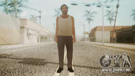 GTA 5 Michael De Santa Exiled für GTA San Andreas zweiten Screenshot