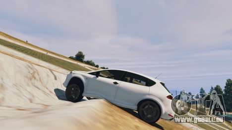 GTA 5 Realistic suspension for all cars  v1.6 sixième capture d'écran