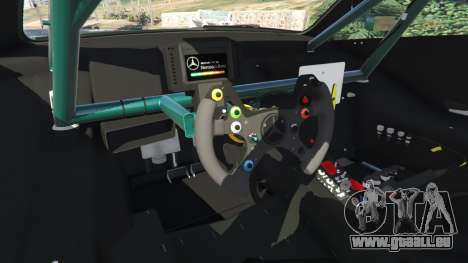 Mercedes-Benz C204 AMG DTM 2013 v1.0 für GTA 5
