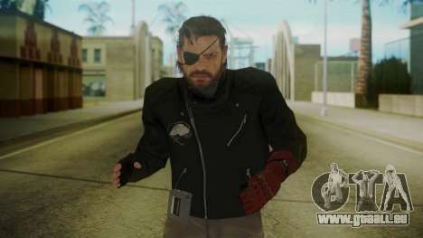 Venom Snake [Jacket] für GTA San Andreas