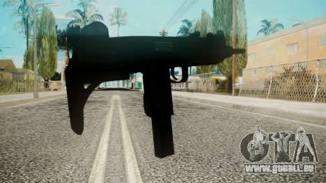 Micro SMG by EmiKiller für GTA San Andreas zweiten Screenshot