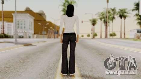 Hfyri CR Style pour GTA San Andreas troisième écran