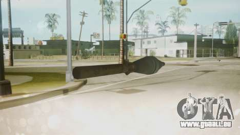 Atmosphere Missile v4.3 für GTA San Andreas dritten Screenshot