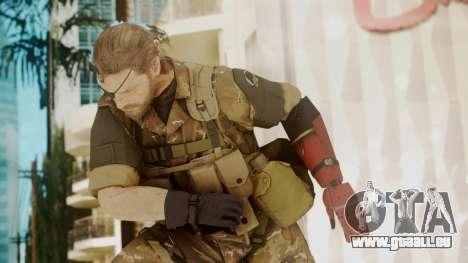 Venom Snake Wetwork für GTA San Andreas