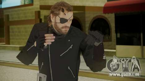 Venom Snake [Jacket] Bast Arm pour GTA San Andreas
