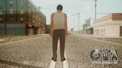 GTA 5 Michael De Santa Exiled für GTA San Andreas dritten Screenshot