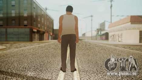 GTA 5 Michael De Santa Exiled für GTA San Andreas dritten Screenshot