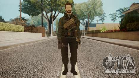 Custom Survivor 3 pour GTA San Andreas deuxième écran