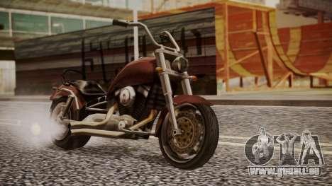 New Freeway pour GTA San Andreas