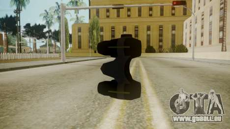 Atmosphere Thermal Goggles v4.3 pour GTA San Andreas deuxième écran
