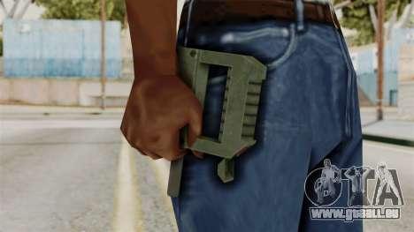 Bomb from RE6 für GTA San Andreas dritten Screenshot
