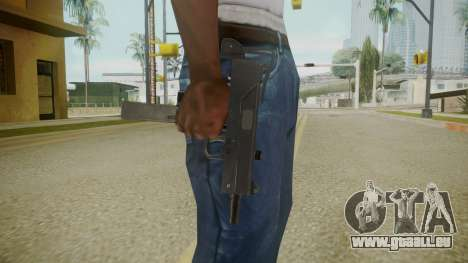 Atmosphere Micro SMG v4.3 für GTA San Andreas dritten Screenshot