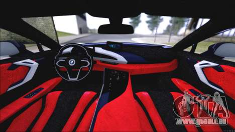 BMW i8 Coupe 2015 pour GTA San Andreas