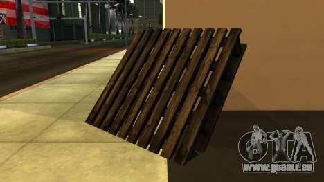 HD Prop Model 02 pour GTA San Andreas deuxième écran