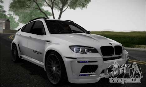 BMW X6M HAMANN Final für GTA San Andreas