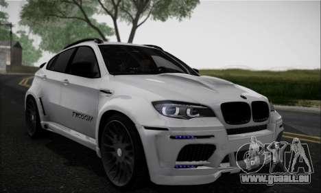 BMW X6M HAMANN Final pour GTA San Andreas