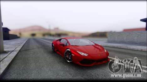 KISEKI V4 für GTA San Andreas siebten Screenshot