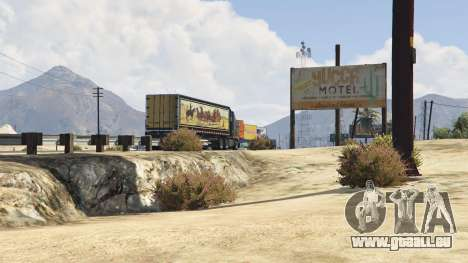 Smokey and the Bandit Trailer pour GTA 5
