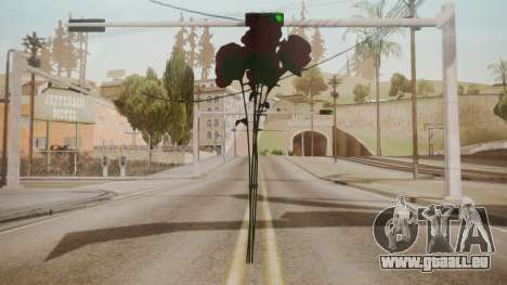 Atmosphere Flowers v4.3 pour GTA San Andreas deuxième écran